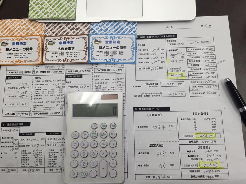 実践的かつ体感的!財務・戦略のスキルが身につく『財務戦略決断ゲーム』